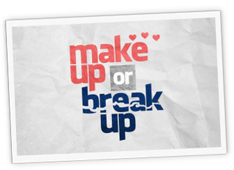 breakup or makeup